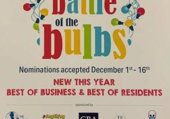 4th Annual Battle of the Bulbs